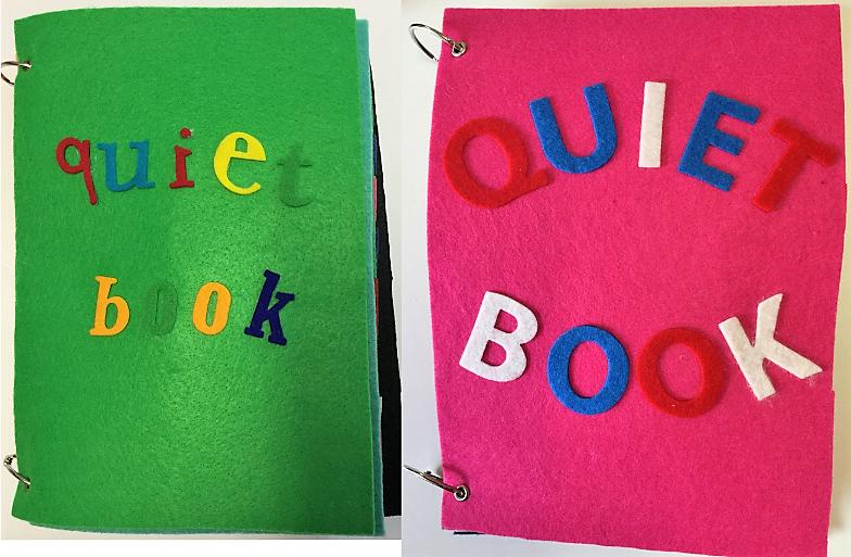 QUIET BOOK INTERATTIVI